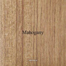 1-mahogany