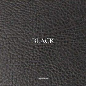 cowhide-black
