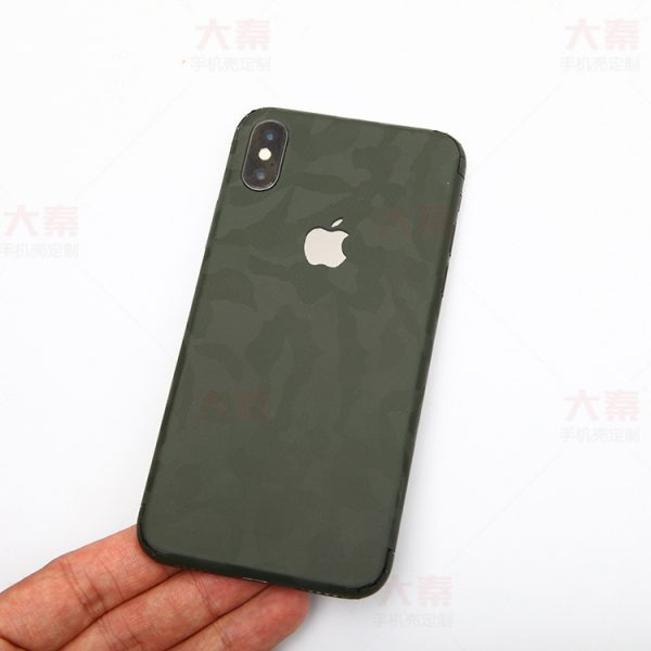 3M camo military green